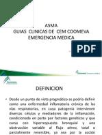 Guia Clinica de Asma
