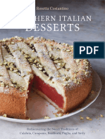 Southern Italian Desserts by Rosetta Costantino with Jennie Schacht - Recipes