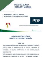 Guia Clinica de Cefalea