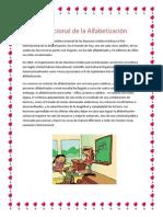 Dia de La Alfabeizacion - Marisol - Copia