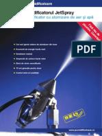 JetSpray Romania Brochure
