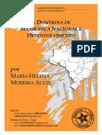 A Doutrina de Segurança Nacional e Desenvolvimento - Maria Helena Moreira Alves