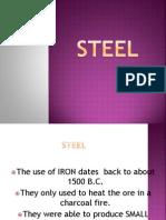 steel power point