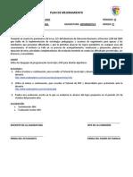 PLAN DE MEJORAMIENTO INFORMÁTICA III PERIODO 2013.docx