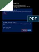 Microsoft Windows 8 Installation Issue E