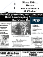 Advertisement and Coupons