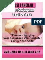 Panduan Asas Penjagaan Bayi Dan Anak