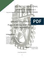 PLAN DE RELACIONES PÚBLICAS DE NUTRILECHEa
