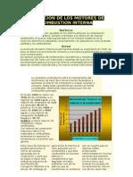 Evolución de los motores de combustión interna