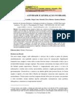 Hackers Atividade e Legislação no Brasil