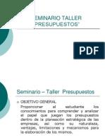 SEMINARIO TALLER.ppt
