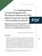Articulo 52 Mario Murillo
