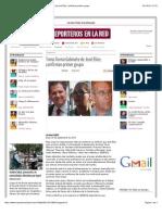 30-09-2013 'Toma forma Gabinete de José Elías; confirman primer grupo'