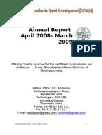 Annual Report 2008-2009