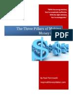 The Three Pillars of Making Money Online