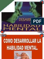 Como Desarrollar La Habilidad Mental II