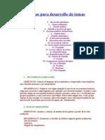 Dinámicas para desarrollo de temas de los sacramentos