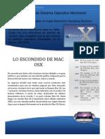 Sistema Operativo Macintosh