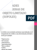 (SOFOLES) Y UNIONES DE CREDITO.pptx