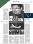 Reportaje sobre el Caso Santiago Vitteri
