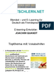 Learn german online with DeutschLern.net