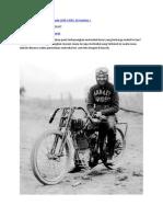 Motosikal Harley Davidson Pada 1910-1938