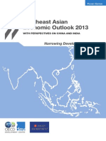 2013 South Asia Economic Outlook