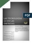 Las Tecnologías 2.0 en las empresas