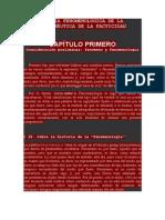 LA VÍA FENOMENOLÓGICA DE LA HERMENÉUTICA DE LA FACTICIDAD