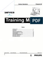 Manual de+Treinamento+Philips+Chassis A8