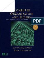 Computer Organization and Design, 3rd Ed, 2005 - Patterson & Hennessy (2)
