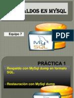 Backup Presentacion