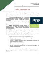 Analisis de Objetos-MUY BUENO