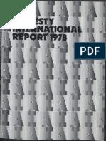 Amnesty International Report 1978