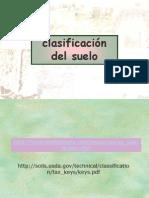 Clasificacion Del Suelo