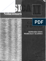Fisica Vol 2 Alonso Finn SOLUCIONARIO