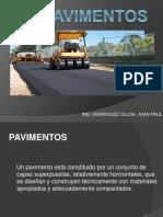Pavimentos Clases