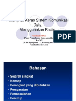 Perangkat Keras Sistem Komunikasi Data