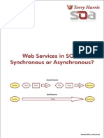 Web Services in SOA - Synchronous or Asynchronous   Torry Harris Whitepaper