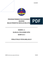 167863307 Trial Kedah English SPM 2013 K2 SKEMA