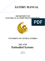 MSP430fg4618 Lab Manual