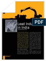 Lead Industry in India