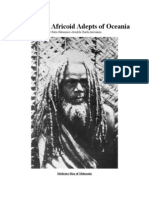 The Africoid Adepts of Oceania _ (Rough Draft)