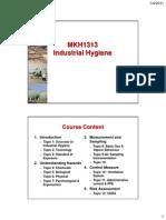 1 Intro Ind-hygiene