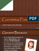 Cuentistas y novelistas famosos_Astrid Díaz