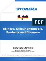 Colour Enhancers, Water Based Sealants for Granite, Marble, Stone