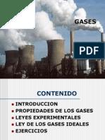 Gases 2009