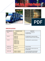 Catalog Produk Krakatau Steel, 2013