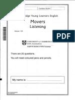 movers listening 2011 version 135