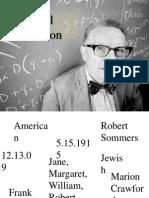 Father of Modern Economics